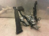 BMW BRAKE ACCELERATOR PEDALS 7 SERIES E38 AUTO BRAKE & THROTTLE PEDALS ASSEMBLY