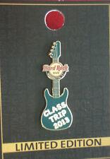 HRC Hard Rock Cafe Washington Class Trip 2013 Guitar LE750 NEW