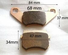 BP024 FRONT BRAKE PADS FOR 150 CC / 200 CC / 250 CC QUAD BIKE ATV