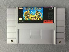 Battle Blaze (Super Nintendo SNES, 1993)
