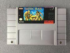 Battle Blaze (Super Nintendo SNES, 1993)