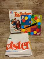 Vintage MB Twister Board Game 'The Game That Ties You In Knots' 1996 Edition