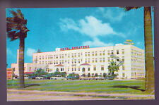CORPUS CHRISTI TEXAS TX Breakers hotel 1950s CARS Vintage Postcard PC