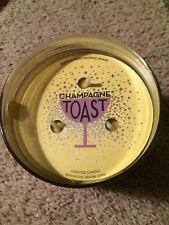 Bath and Body Works Champagne Toast 14.5 Oz 3 Wick Candle