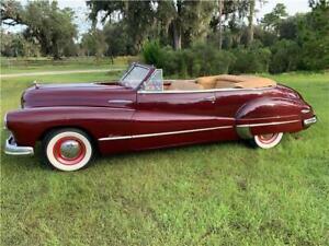 1948 Buick Super Chrome
