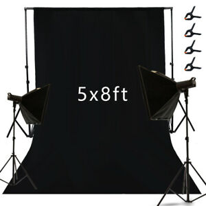 Polyester Photography Backdrop 5X8FT Photo Background Cloth for Video Recording