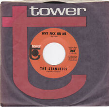 THE STANDELLS - Why Pick On Me/Mr. Nobody (Tower Records, 1966)