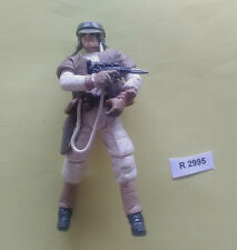 STAR WARS ENDOR REBEL SOLDIER VERSION WHITE - SAGA COL. - ANNEE 2006 - REF 2995