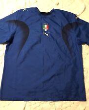 Calcio Italia Camiseta De Fútbol Equipo Nacional Camiseta De Fútbol Puma  Futbol 2006 08 0a526cc6ecdf5
