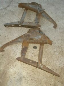 1977 CADILLAC DEVILLE COUPE SET OF HINGES OEM GM FLEETWOOD