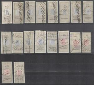 Netherlands set of revenues 1873 fiscal