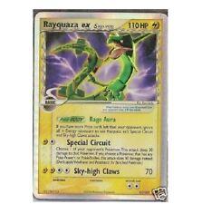 RAYQUAZA EX 97/101 Ultra Rare Star Holo Foil Pokemon Card