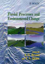 Fluvial Processes and Environmental Change (Hardback book, 1999)