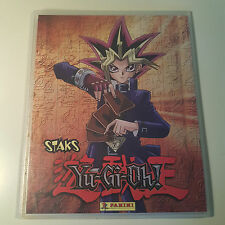 YU-GI-OH EMPTY STICKER ALBUM Folder Staks/Panini