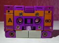 Transformer Cassette  Beastbox Generation 1 1987 Hasbro