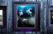 Shailene Woodley Theo James Divergent SIGNED AUTOGRAPHED FRAMED 10x8 REPRO PHOTO