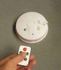 Smoke Detector model Hidden Camera dvr Surveillance DVR Motion Detection bug 8GB