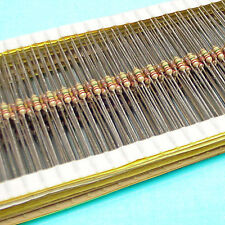 640 Pc Resistor Assortment 40 Ea X 16 Values