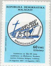 Madagascar MALAGASY 1987 1079 822 rafaravavy rasalam Christian religieux religion **