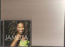 JAMELIA WALK WITH ME CD ALBUM R N B SEALED 12 TRACKS