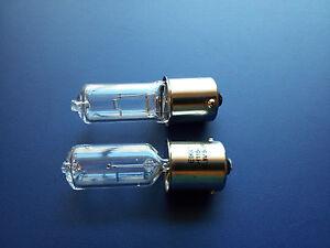 2PC *Bright 50W 1156 Halogen Light Bulb Chevrolet 12V Incandescent Tail Lamp nos