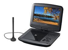 """Reflexion DVD9017 portabler 9"""" LCD-Bildschirm mit DVD-Player und DVB-T2 HD"""