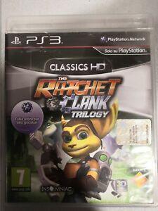 Ps3 Ratchet Clank Trilogy HD Classic Nexsus 2 3 Ps2 4 Collection Spyro Jack