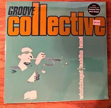 "GROOVE COLLECTIVE -12""- Whatchugot / Buddha Head NEW, SEALED"