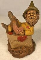 FUNNY-R 1987~Tom Clark Gnome~Cairn Studio Item #5001~Ed #84~Story is Included