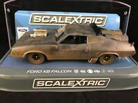 C3697 SCALEXTRIC MAD MAX II FORD XB FALCON MATTE BLACK 1:32 scale
