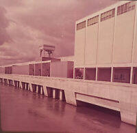 Vintage Photo Slide Robert Moses Power Dam