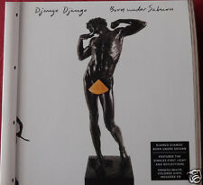 DJANGO DJANGO, BORN UNDER SATURN...LIMITED 2 LP EDITION ORANGE + 2 CD (SEALED)