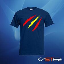 Camiseta España yo soy español bandera española garras ejercito (ENVIO 24/48h)