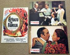 RETRATO DE FAMILIA Lobby Cards ANTONIO FERRANDIS Family Portrait MONICA RANDALL