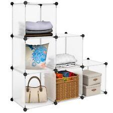 Langria Modular Shelving, Diy Closet Organization System, Plastic Wire Storage