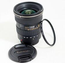 MINT CANON Tokina SD 12-28mm f4 IF DX AT-X Pro t4i t5i t6i 50D 60D 70D 80D 7D