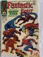 Fantastic Four #73 (Apr 1968, Marvel)