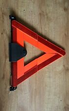 Audi/VW in boot lid Hazard Warning Triangle with Holder & Screws