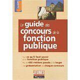 Marie-Lorène Giniès et - Le guide des concours de la fonction publique - 2001 -