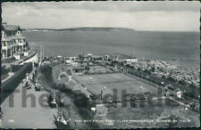 SHANKLIN Tennis Courts Postcard HAMPSHIRE  (ISLE OF WIGHT) Anon