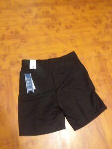 Brand New Saddlebred Comfort Performance Short Pants Black Men Size 34