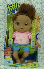 """Littles by Baby Alive, Littles Squad, Little Gabby 9"""" Hispanic? Doll New"""