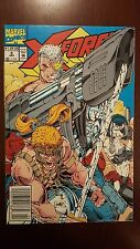 X-FORCE #9  UNREAD NM OR BETTER CONDITION!!! NEW BAG AND BOARD!