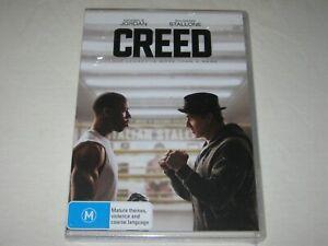 Creed - Michael B. Jordan - Brand New & Sealed - Region 4 - DVD