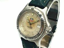 TAG HEUER Watch WI1210    Quartz St.Steel Date   T1422