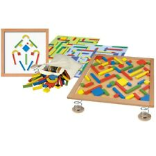 Oberschwäbische Magnetspiele Labyrinth auf Federn 5074