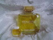 Kleinfactice Beautiful von Lauder 10,5 cm + Parfüm-Miniatur