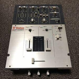 Vestax <PMC-07Pro> Analog Dj Mixer ✈ Fedex ✈