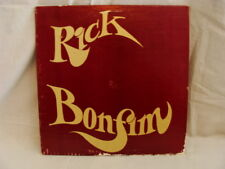 Rick Bonfim-My Life Has Taken A New Way-Gospel -RARE!!! Autographed