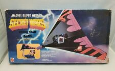 1984 Marvel Super Heroes Secret Wars Doom Star with Kang Vehicle Brand New Rare